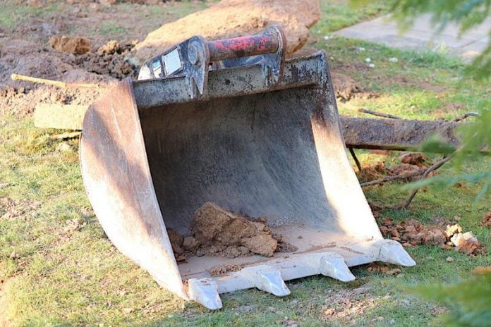 Benna escavatore
